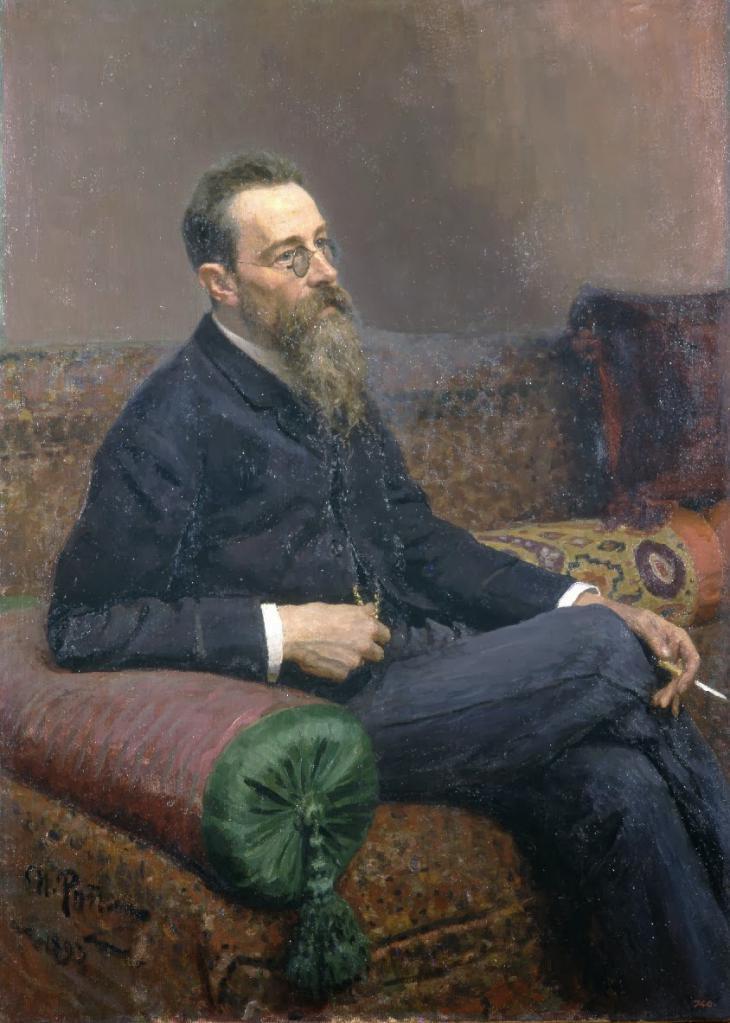 композитор Римски Корсаков
