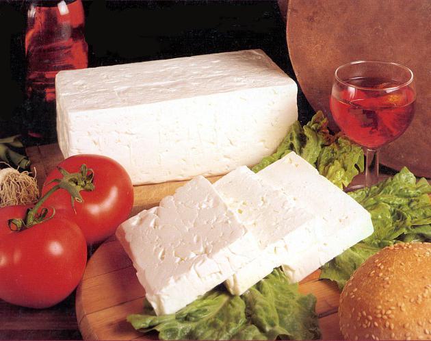 фета сир код куће