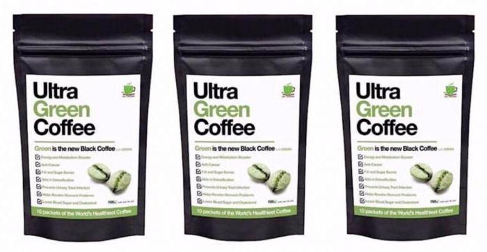 зелено кафе с джинджифил