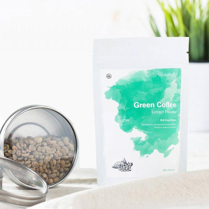 как да се пие зелено кафе