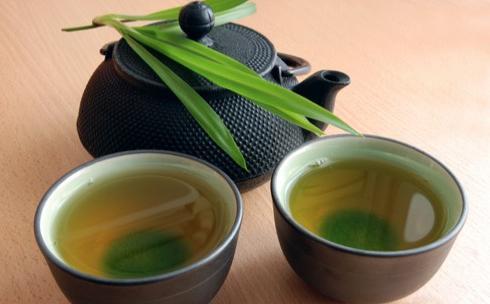 мршављење зеленог чаја