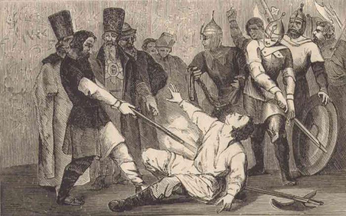 pobjegli redovnik Grigorija