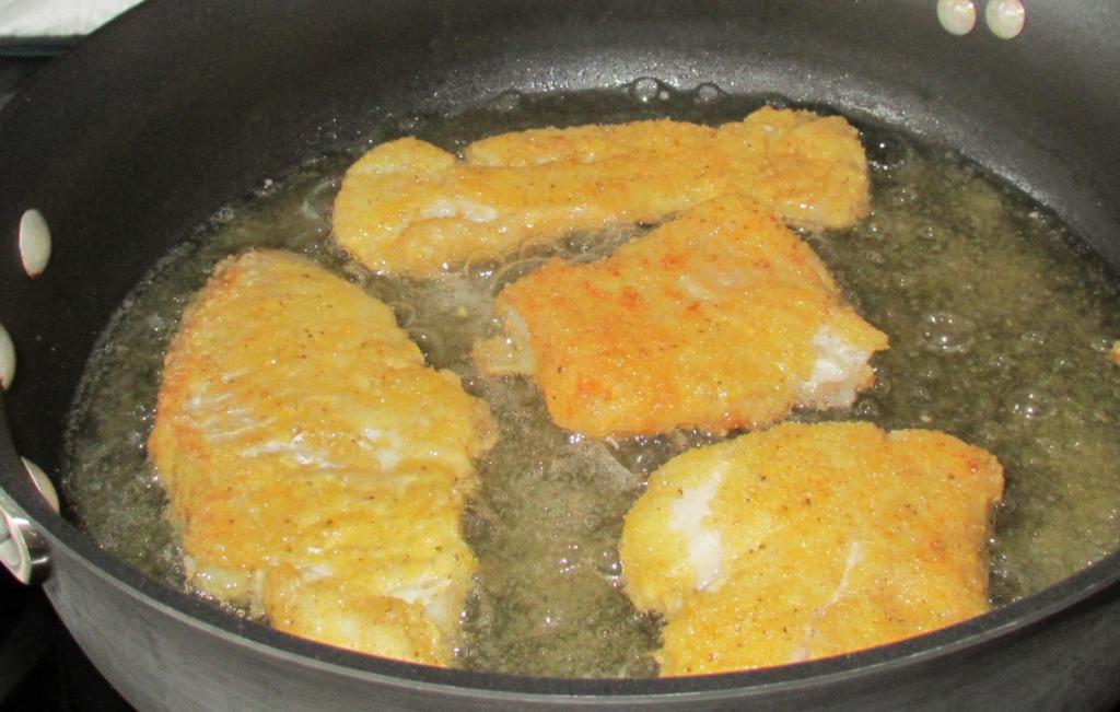 Grenadier rybí recept