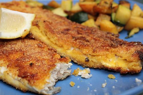 Jak vařit grenadier ryby v troubě?