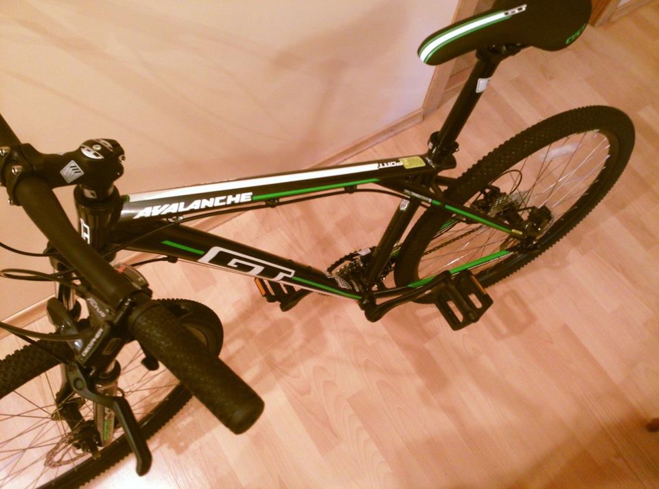 gt лавинен спортен велосипед