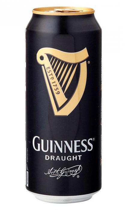 Banca della birra Guinness