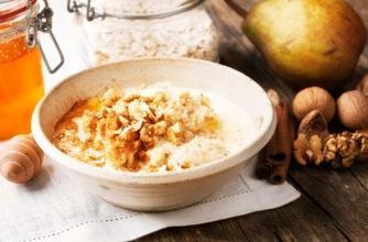 Ricetta porridge Guryev