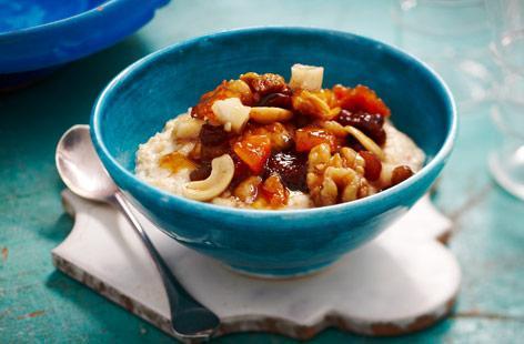 Ricetta vintage porridge Guryev