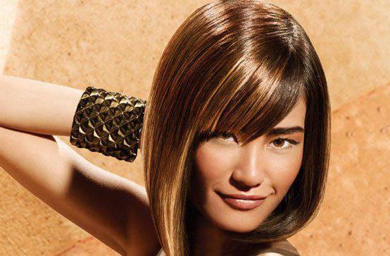 Осветљење косе