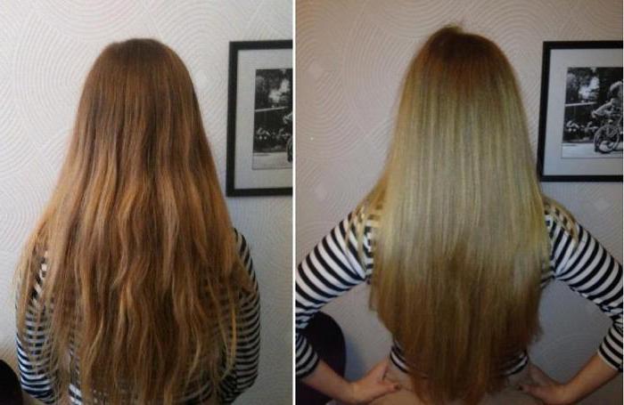 Прегледи осветљења косе