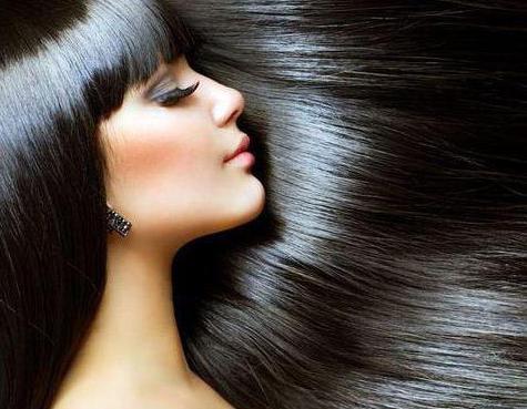 грижа за косата след нанопластика на косата