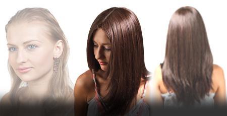 ripristinare i capelli bruciati a casa