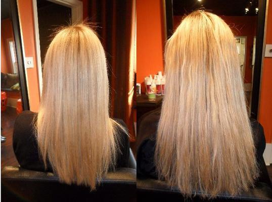 recensioni fatte in casa capelli cheratina