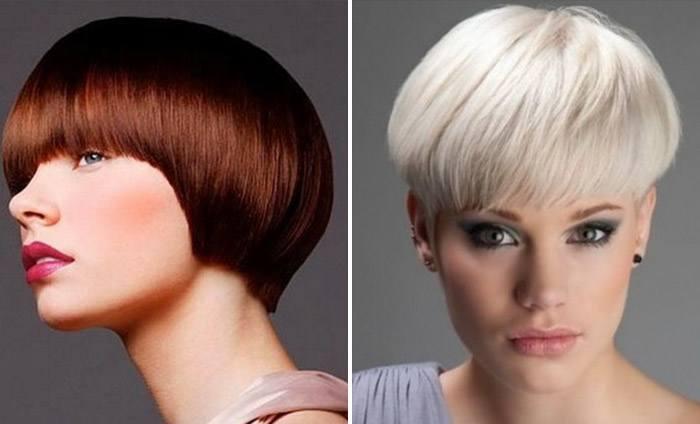 Kare sui capelli corti
