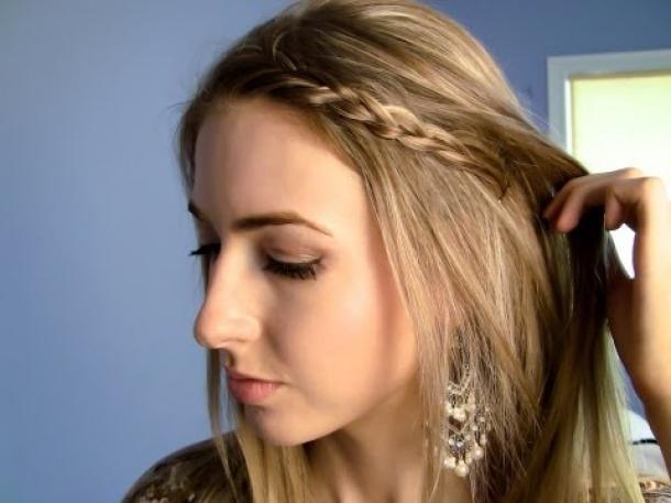 прически за къса коса за момичета 12 години