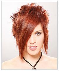 прически за къса коса за момичета 14 години