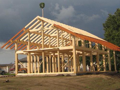 tehnologija gradnje lesenih hiš