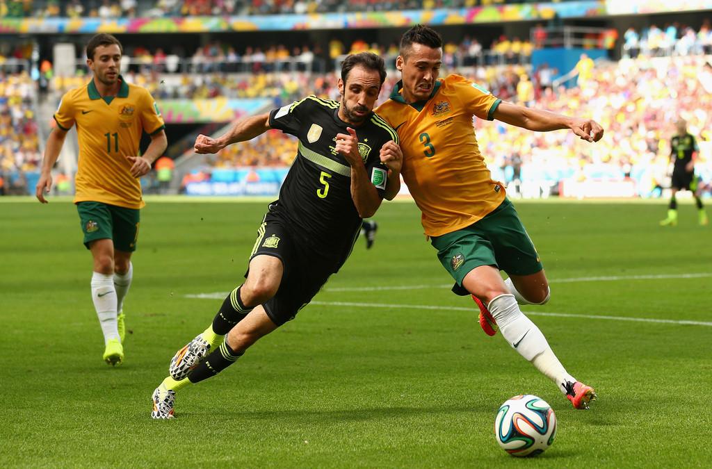 утакмица Бразил-Аустрија