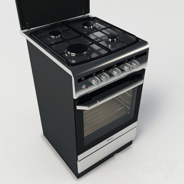 plinske peči s plinsko pečico