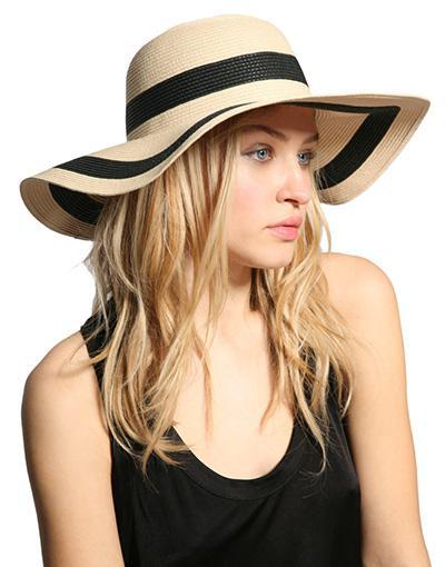 Cosa indossare con un cappello di paglia