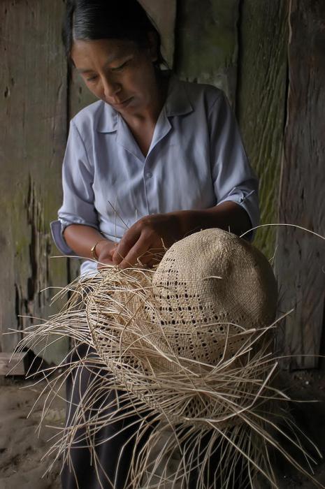 Cappello di paglia: un accessorio alla moda con le tue mani