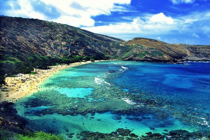 kako doći do havajskih otoka