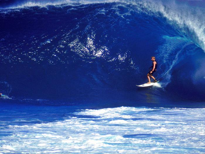 fotografija s havajskih otoka
