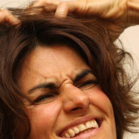 sintomi di pidocchi