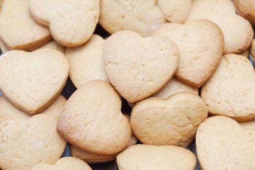 ricetta del biscotto dei cuori