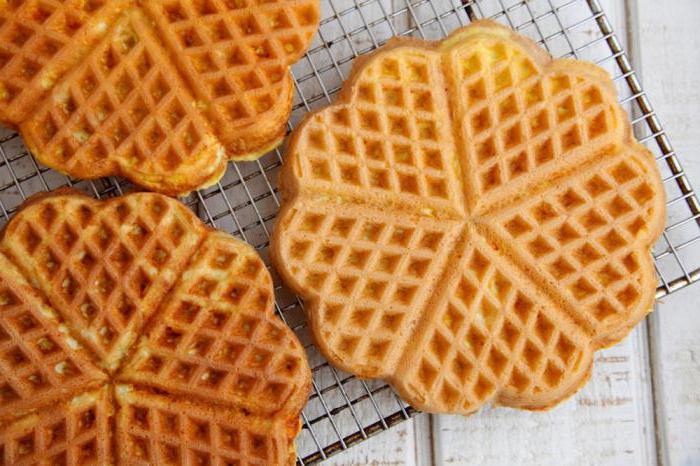 biscotti al waffle