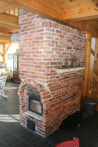riscaldamento di forni ad acqua