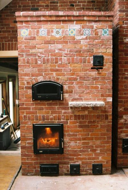 stufe per riscaldamento domestico