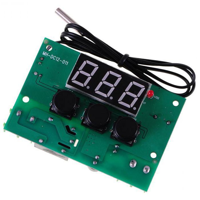регулатор на температурата на отопление