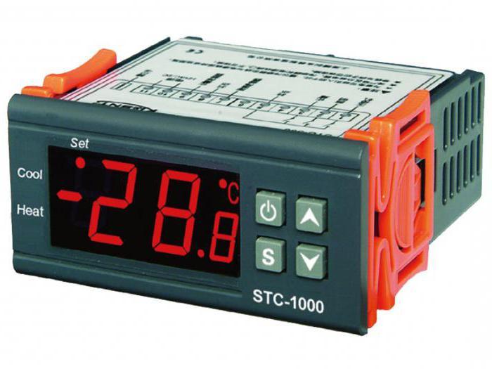 електронен регулатор на температурата