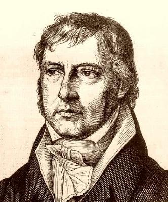 La filosofia dialettica di Hegel