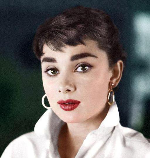 Katherine Hepburn e Audrey Hepburn