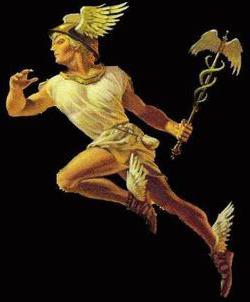 Хермес е богът на древна Гърция