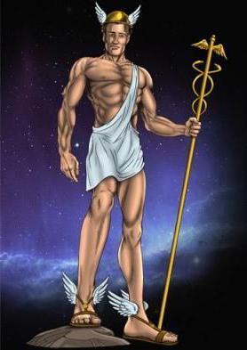 bogovi grčkog hermesa