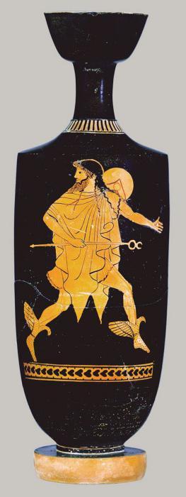Fotografija Hermesa Boga