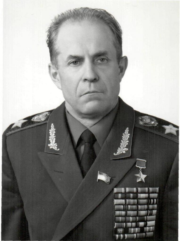 Sergey Akhromeev