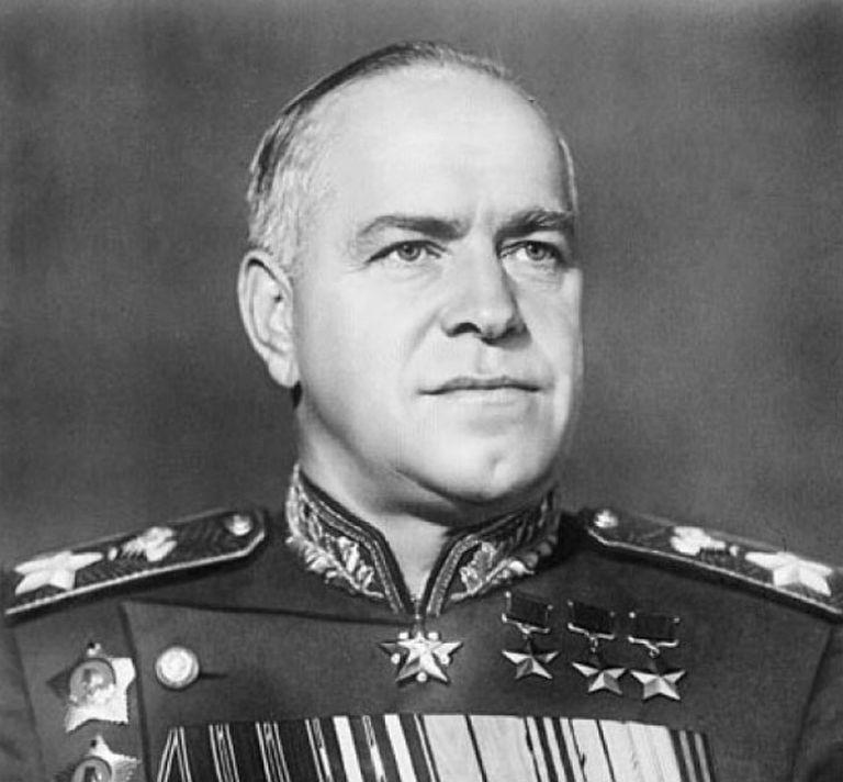 George Zhukov