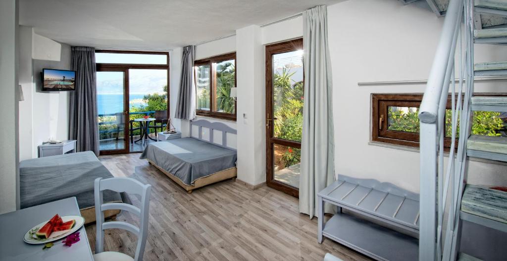Stanza nel villaggio di Hersonissos a Creta