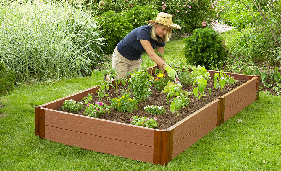 wysokie łóżka ogrodowe