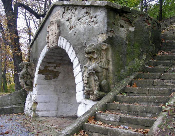 park wysoki zamek lwów jak się dostać