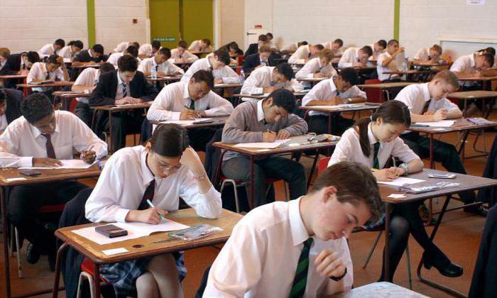 srednješolske posebne izobraževalne ustanove