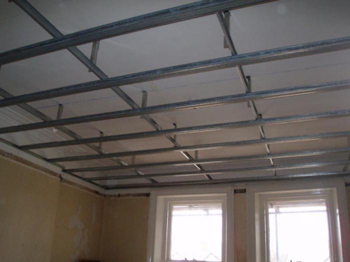 come fare un soffitto con luci