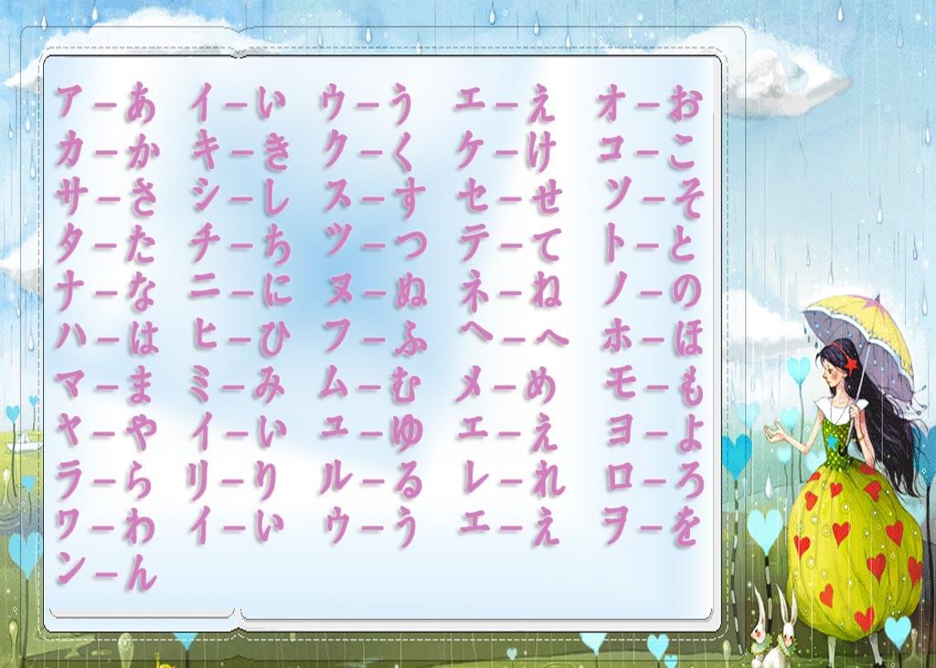Hiragana abeceda