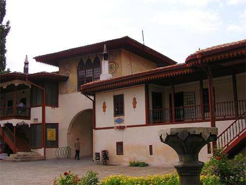 Khan's Palace