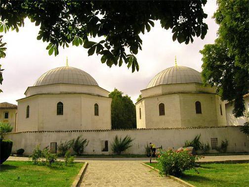 storia del palazzo Bakhchisarai