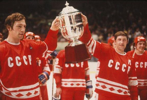 campioni del mondo di hockey su ghiaccio nella storia